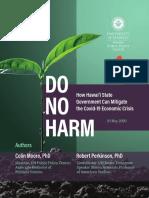 Do No Harm report