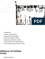 United Front and Election in 1954