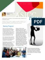 ASICC Newsletter, Vol. 1, Issue 5