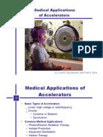 2004 Lennox - Medical Applications of Accelerators
