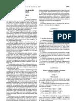 Decreto-Lei n.º 141/2010 - Estabelecer metas para a produção de energia com base em fontes renováveis