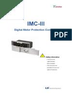 IMC-III eng manual