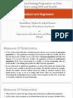 Correlation_Regression 1.11.19