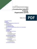 Training Construction
