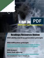 XRD - KARMAT 2