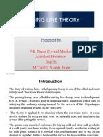 waiting line theory (2)
