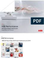 Lampiran 1.b.2 HSE Performance