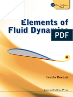 (ICP Fluid Mechanics) Guido Buresti - Elements of Fluid Dynamics-Imperial College Press (2012).pdf