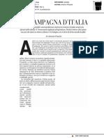 La Campagna d'Italia - Il Foglio del 12 maggio 2020