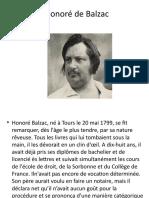 Honore de Balzac (1)