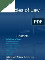 Definition of Law Presentation