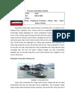 Sistem Pengetahuan Tradisional Nelayan Bajo