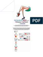 About the Inquirer Lifestyle Series Fitness Fashion With Samsung Show