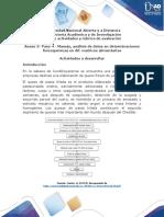 Anexo 3- Paso 4 – Manejo, análisis de datos en determinaciones fisicoquímicas en dif. matrices alimentarias (3)