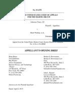 Arkansas Times v. Waldrip - Appellant's Opening Brief.pdf
