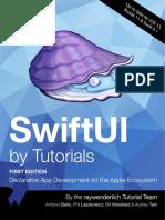SwiftUI by Tutorials Sample v1.1.0