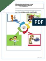 ESTABLECER LOS PROCESOS Y DOCUMENTACION DEL TALLER