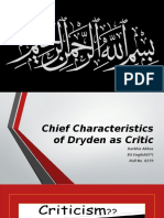 cheif Characteristics of Dryden as critic presentation.pptx