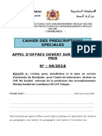 CPS MATERIEL MEDICO-TECHNIQUE 06-2018