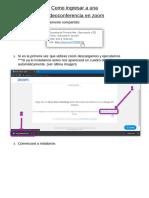 Como ingresar conferencia - con LINK.pdf