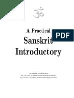 Practical Sanskrit Introductory by Wikner
