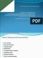 Copy of Presentation of Rural Marketing