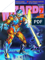 Wizard Magazine 007 (1992) (No Guide)