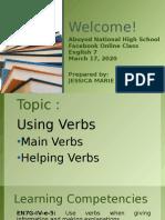 Verbs FB Live Presentation March 17.pptx