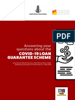 Treasury Loans Scheme 12 May 2020