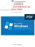 FILE SERVER RESOURCE MANAGER COURS