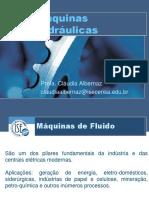 Maquinas Hidraulicas - Aula 2 - 2020_1