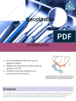 osteoplastias