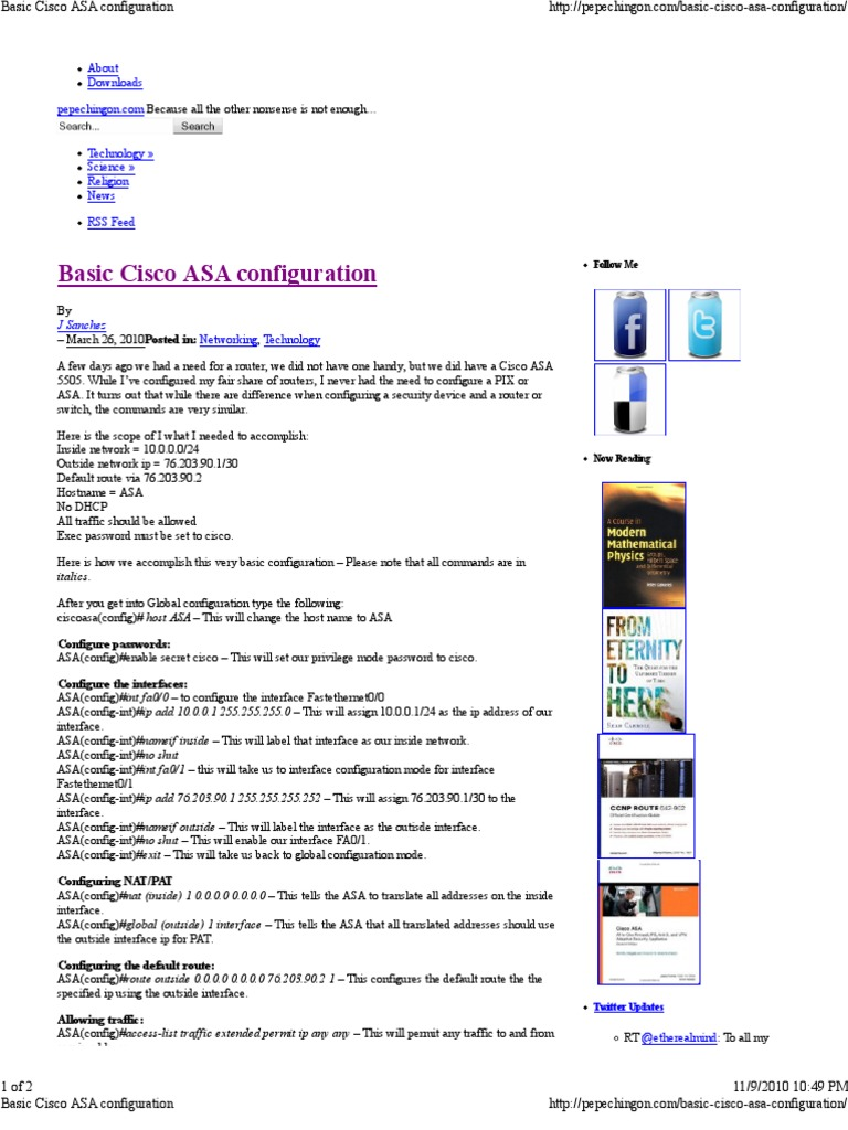download software cisco asa