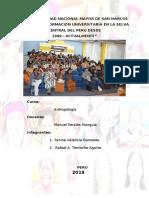 Producto Académico N° 03_ ANTROPOLOGIA