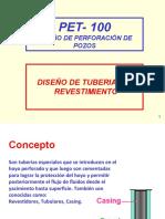 3.- Diseño de tuberias de Revestimiento