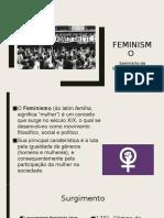 Seminario feminismo sociologia