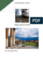 Pompei, muzeu in aer liber