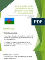 Percepción de la población de etnia gitana del.pptx