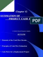 Chapter12EstimationofProjectCashFlows