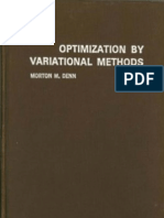 Denn Optimization by Variational Methods