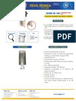 Catalogo Filtro Combustible