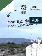 Montaje de un Nodo LibreRouter