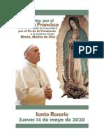santo rosario en la jornada interreligiosa por el fin de la  pandemia 14mayo2020 (1)