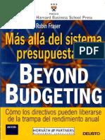 Mas Alla Del Sistema Presupuestario. Hope y Fraser