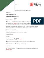 Solución parcial microeconomía segundo corte