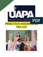 práctica docente 1 uapa