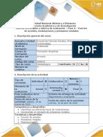 Guía de actividades y rúbrica de evaluación - Fase 3 - Función de acordes, modulaciones y préstamos modales