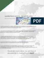 Marketing Digital na Hotelaria ONLINE