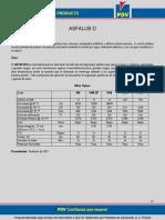 PDV Asfalub D