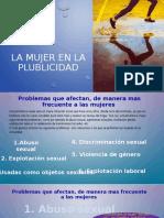 LA MUJER EN LA PLUBLICIDAD.pptx